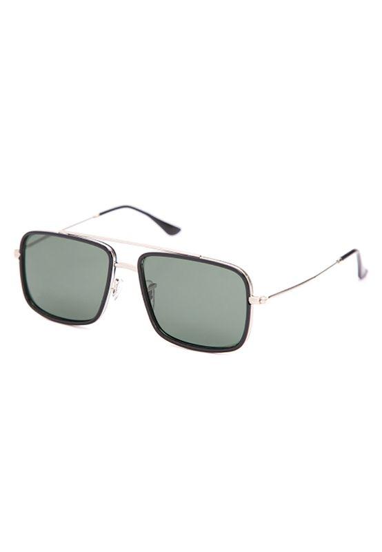 C3 Eye Protect Sonnenbrille MYKONOS Silver Black Green Ansicht