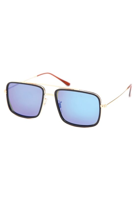 C3 Eye Protect Sonnenbrille MYKONOS Gold Black Blue Ansicht
