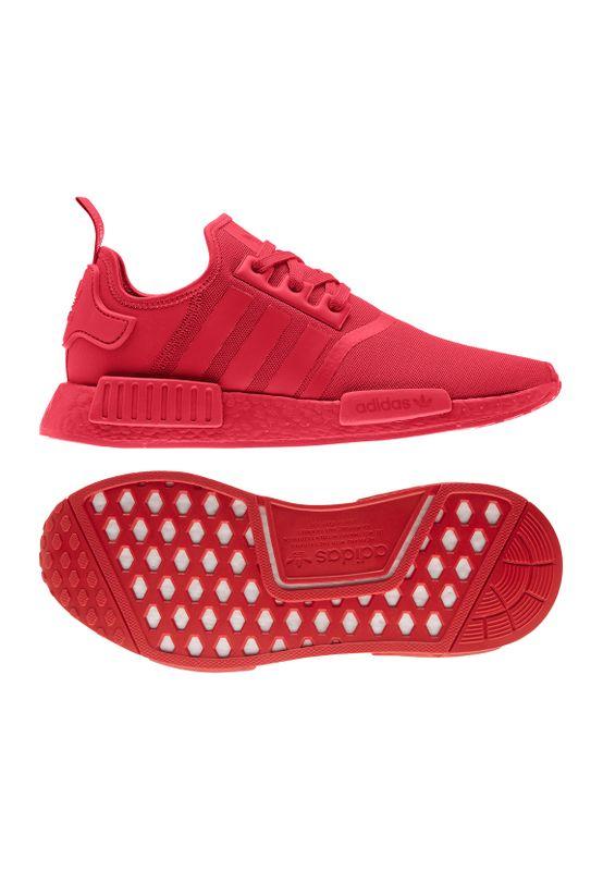 Adidas Originals Sneaker NMD_R1 FV9017 Rot Ansicht