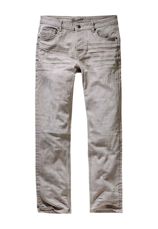 Brandit Jeans JAKE DENIM BD1014 Grey Ansicht