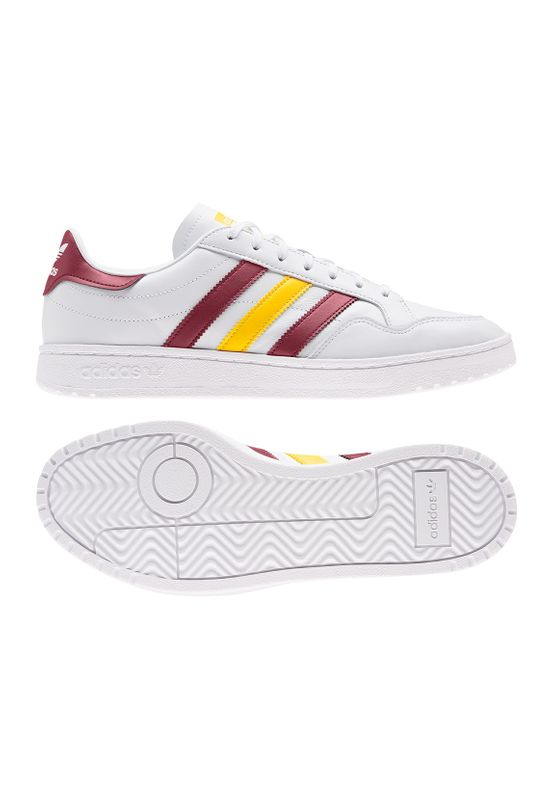 Adidas Originals Sneaker TEAM COURT FW5066 Weiß Ansicht
