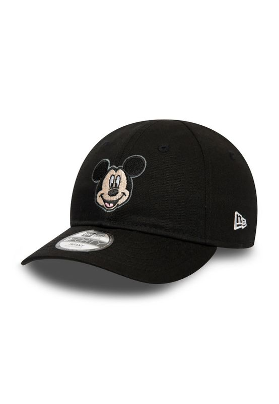 New Era Inf Disney Character 9Forty Baby Cap MICKEY MOUSE Schwarz Ansicht