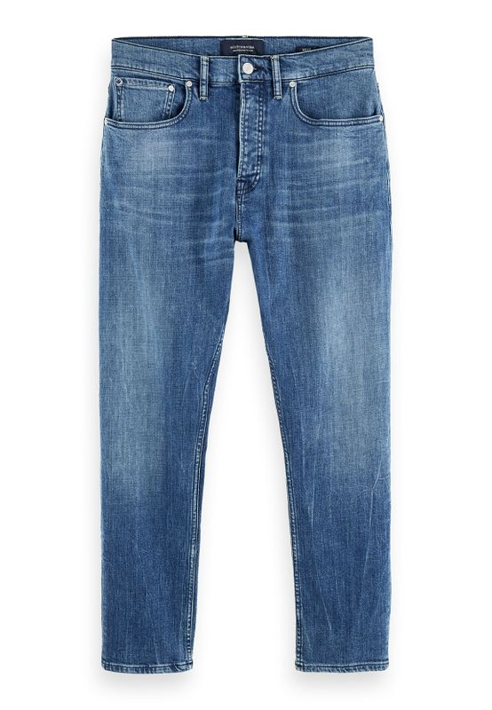 Scotch & Soda Jeans Men DEAN 157386 Dunkelblau 3766 Daily Icon Ansicht