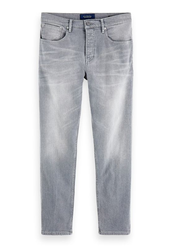 Scotch & Soda Jeans Men The Norm 156703 Grau 0559 Stone and Sand Ansicht