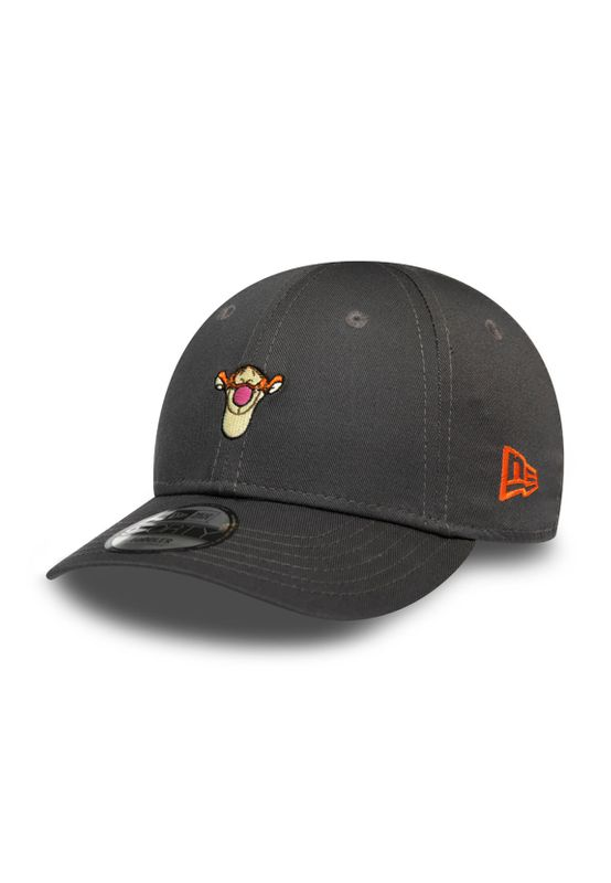 New Era Inf Disney Character 9Forty Adjustable Cap TIGGER Schwarz Ansicht
