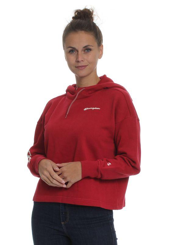 Champion Sweater Damen 113212 F20 RS502 CMR Rot Ansicht