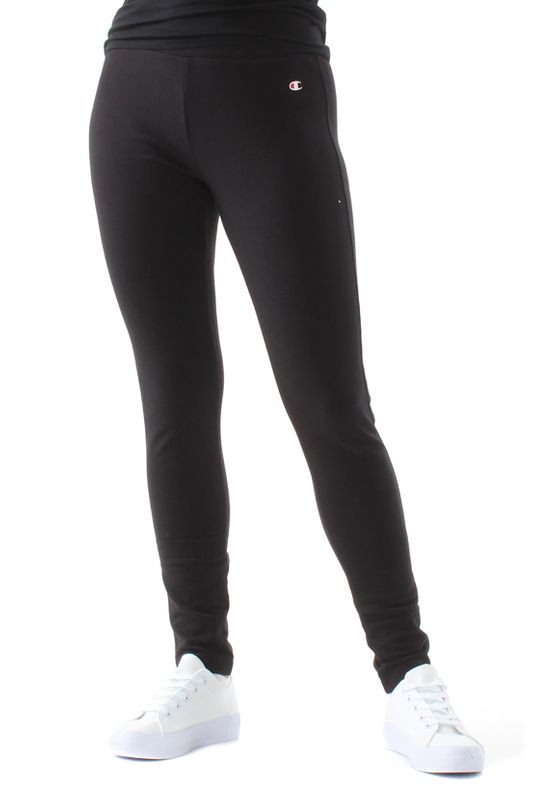 Champion Leggings Damen 112012 F20 KK001 NBK Schwarz Ansicht