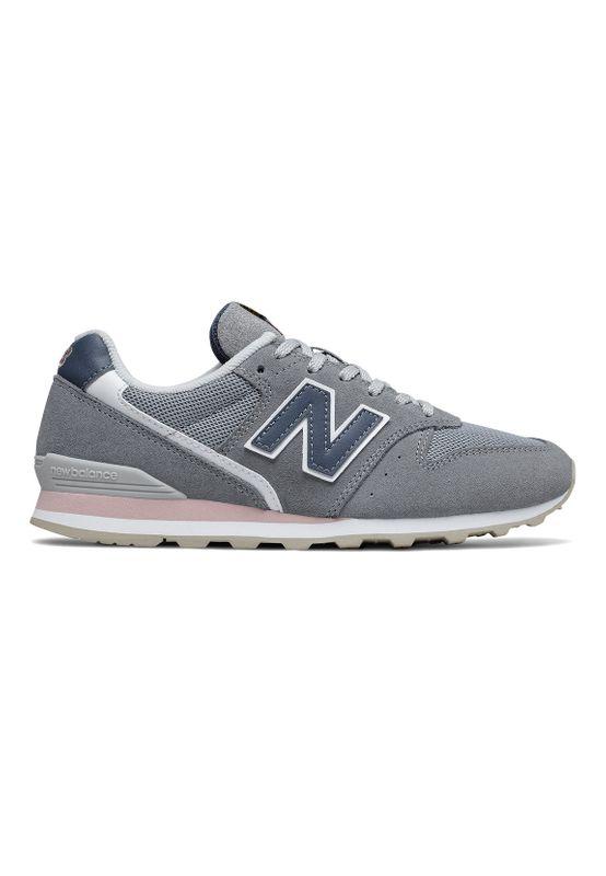 New Balance Sneaker Damen WL996WD Grey Ansicht