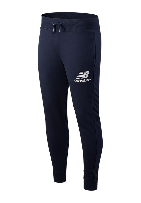 New Balance Jogger Herren ESSENTIALS STACK LOGO SWEATPANT MP03558 Navy Other Ansicht