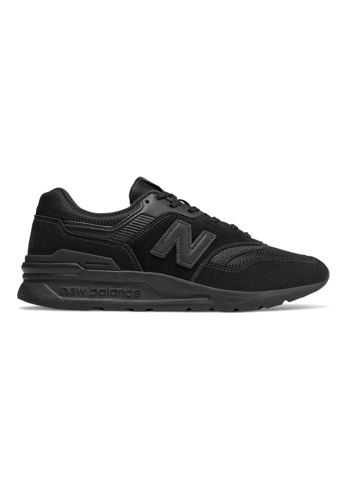 New Balance Sneaker Herren CM997HCI Schwarz Black