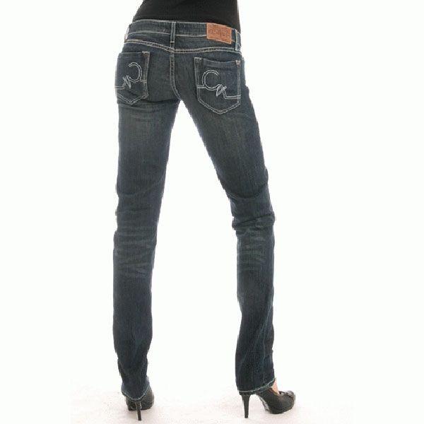 C BAR A Jeans Women - 723A103WCA - Dark Wash – Bild 1