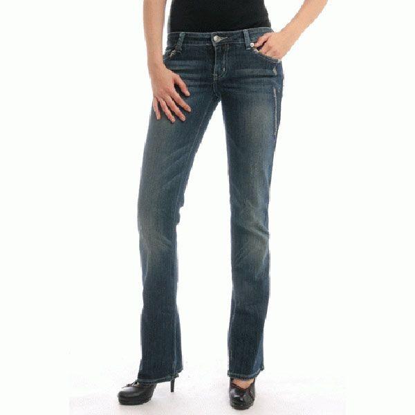 C BAR A Jeans Women - 723A103WCA - Dark Wash – Bild 2
