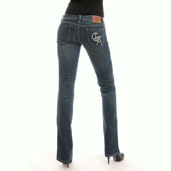 C BAR A Jeans Women - 723A102CBA - Dunkelblau – Bild 1