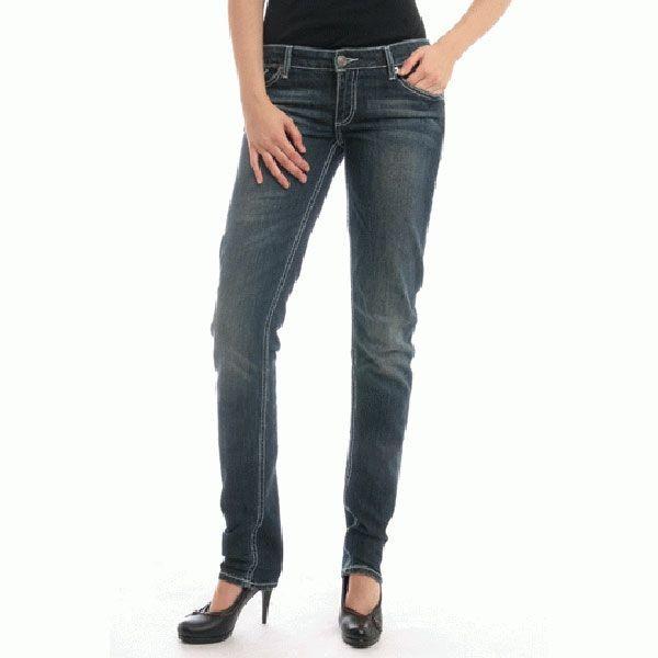 C BAR A Jeans Women - 723A102CBA - Dunkelblau – Bild 2
