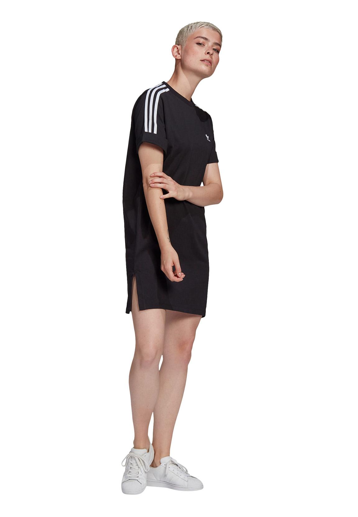 Adidas Originals Damen Kleid TEE DRESS GN9 Schwarz