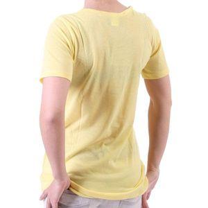 Junk Food Boyfriend T-Shirt Women - California Mickey - Gelb – Bild 1