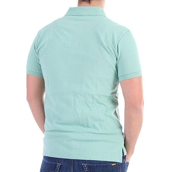 Ralph Lauren Polo Shirt - Knit Polo - Mintgrün – Bild 3