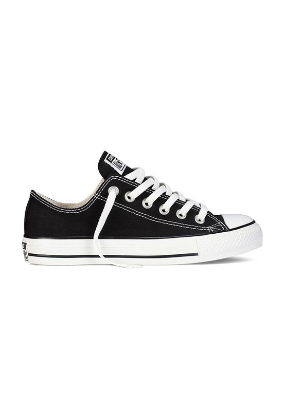 Converse Basic Chucks ALL STAR OX M9166C Schwarz – Bild 0