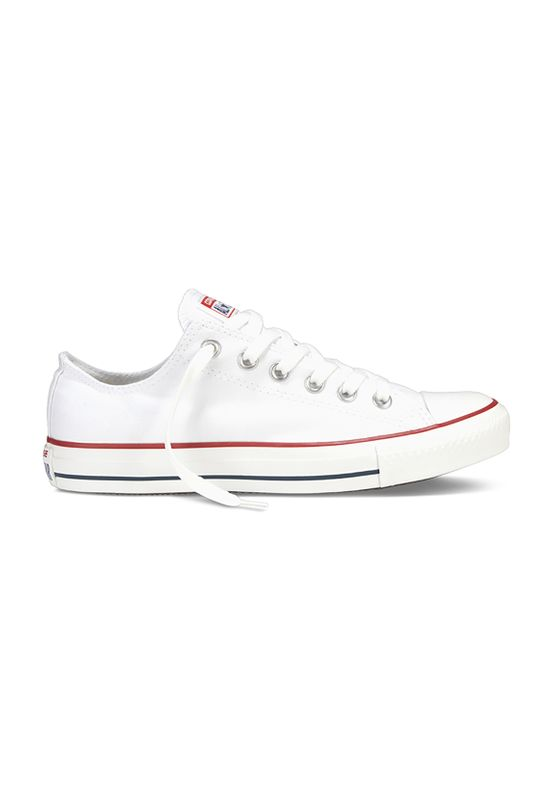 Converse Basic Chucks - All Star OX M7652C Weiss – Bild 1