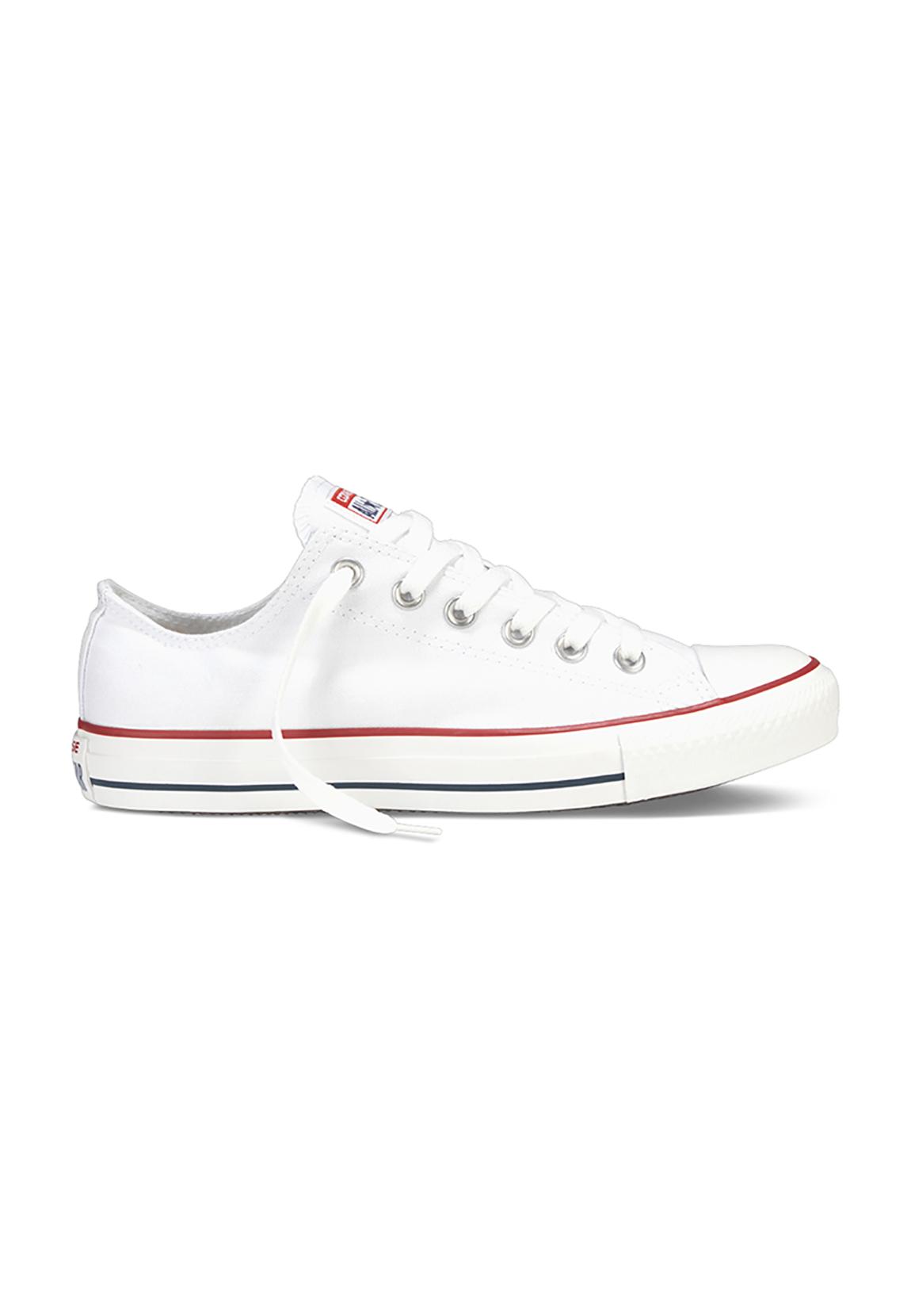 best loved 119b3 3982b Converse Basic Chucks - All Star OX M7652C Weiss