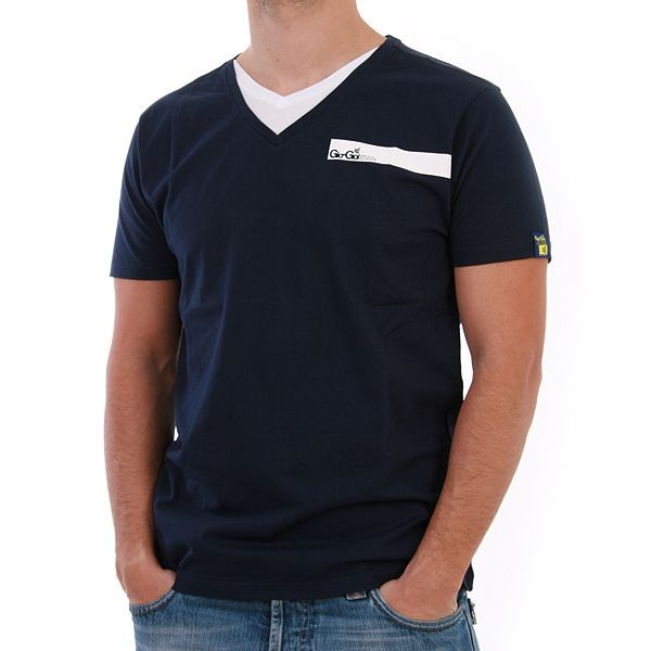 Gio Goi T-Shirt Men - Timpot - Navy – Bild 1