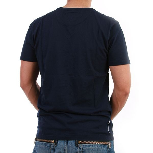 Gio Goi T-Shirt Men - Timpot - Navy – Bild 2