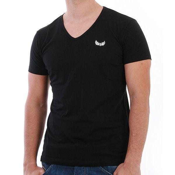 Kaporal T-Shirt Men - Nico - Schwarz – Bild 1