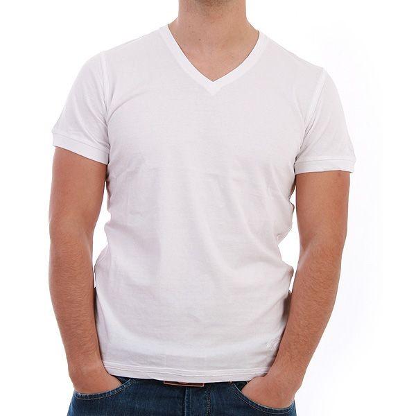 Kaporal T-Shirt Men - Votour - Weiss – Bild 1