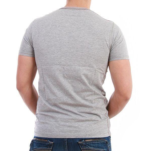 Kaporal T-Shirt Men - Milles - Grau – Bild 2