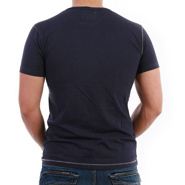 Kaporal T-Shirt Men - Pasic - Navy – Bild 1