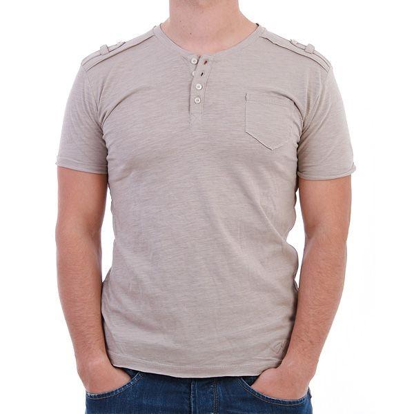 Kaporal T-Shirt Men - Tunish - Creme – Bild 1