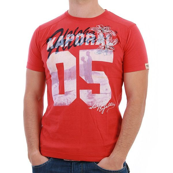 Kaporal T-Shirt Men - Fratello - Rot – Bild 1