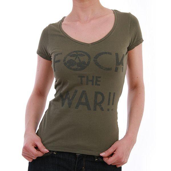 Les temps des Cerises T-Shirt Women - Fock - Khaki – Bild 1