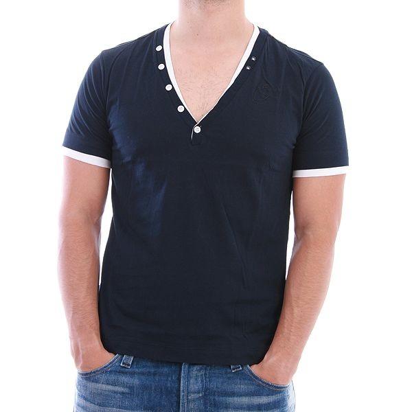 Energie T-Shirt Men - Collision - Navy – Bild 1