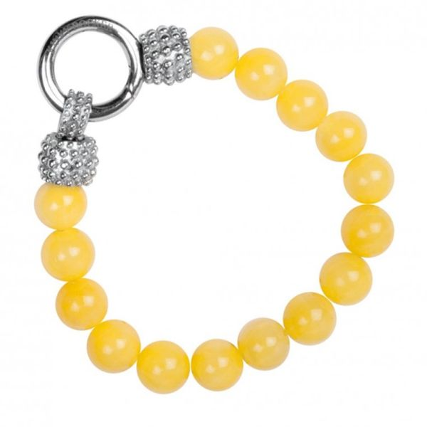 Kinky Rocker Bracelet - Little Pop - Yellow – Bild 1