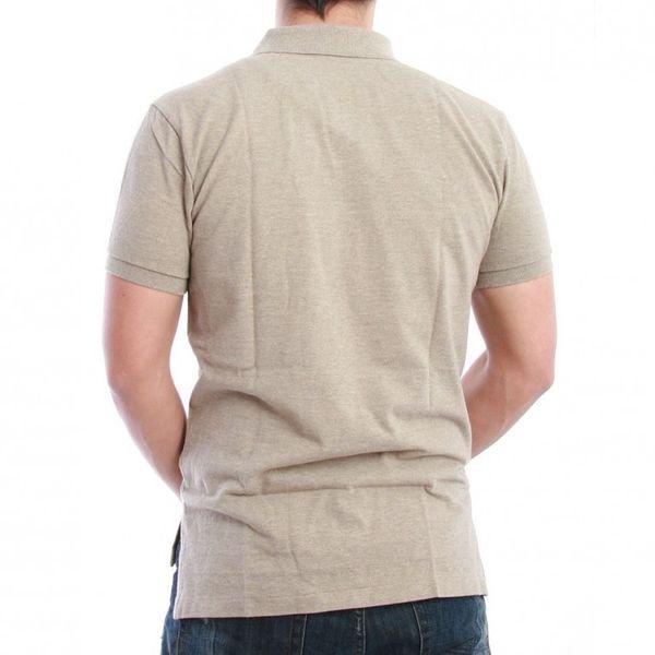 Ralph Lauren Polo Shirt - BASIC POLO - Sage Heather – Bild 2