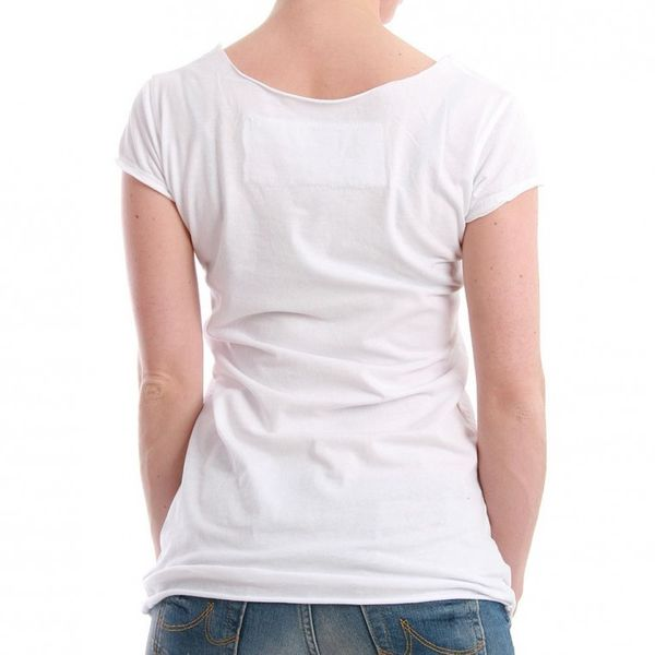 Amplified T-Shirt Women - MONEY TALKS - White – Bild 2