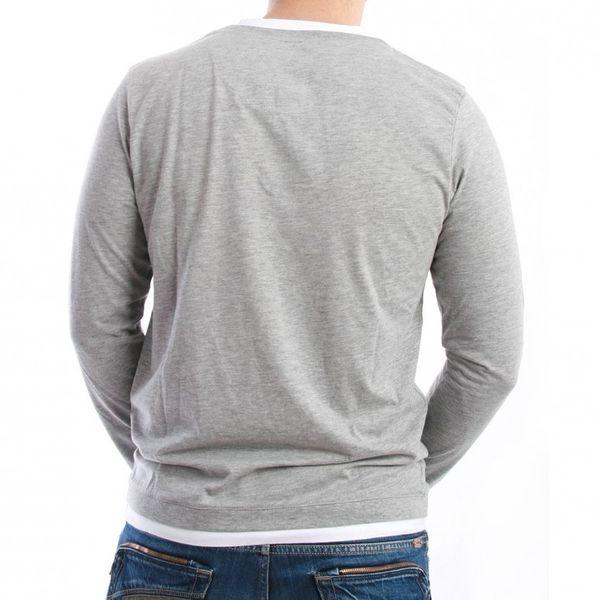 LTB Jeans Longsleeve Men - AVANTE - Grey Melange – Bild 2