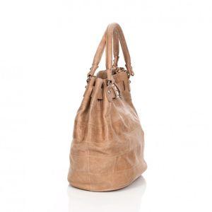 Schuhtzengel Tasche - THERA - Camel – Bild 3