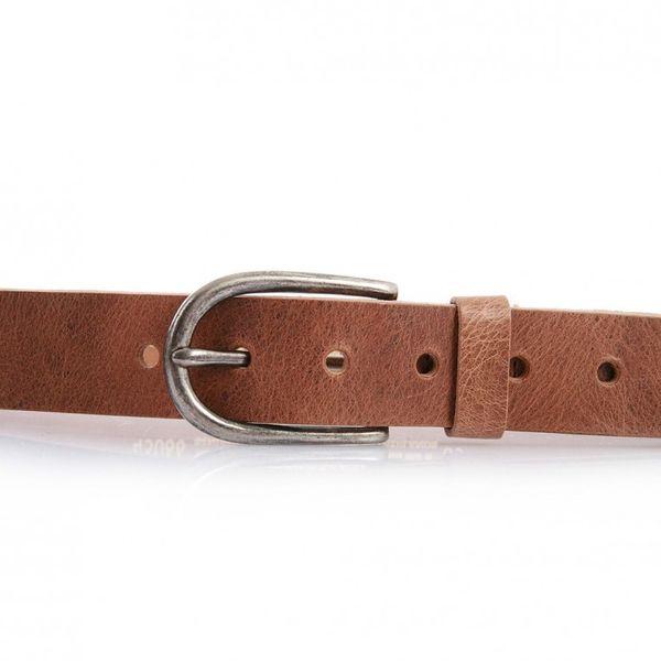 COWBOYSBELT Gürtel - 43066 - Beige – Bild 3