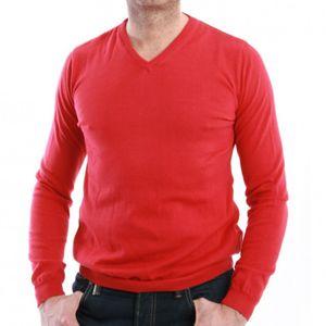 LTB Jeans Pullover Men - SOLEIL - Balloon Red – Bild 0
