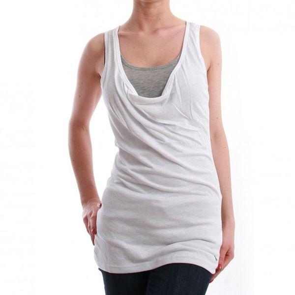 M.O.D Top Women - SP12-TO003 - White-Grey Melange – Bild 1