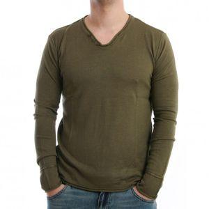 LTB Jeans Longsleeve Men - BUYA - Khaki – Bild 0