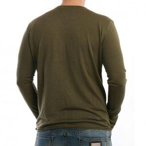 LTB Jeans Longsleeve Men - BUYA - Khaki – Bild 1