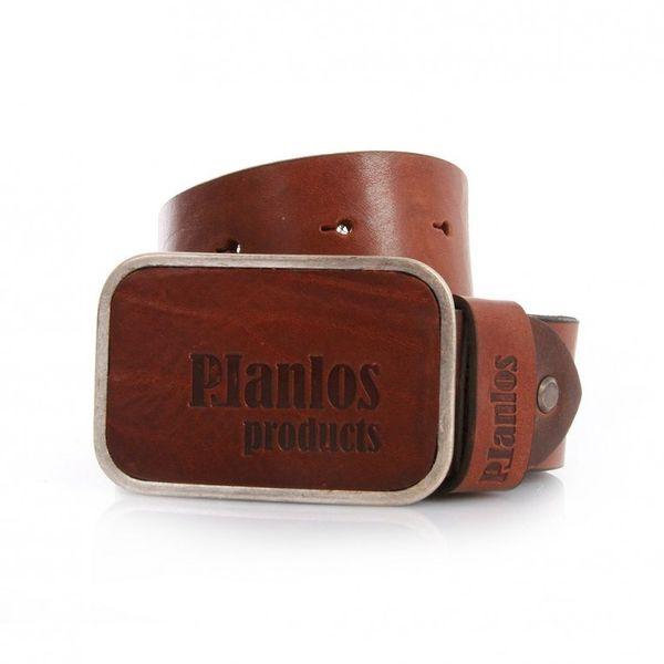 PLanlos Products Gürtel - 920-010-1002 - Brown – Bild 1