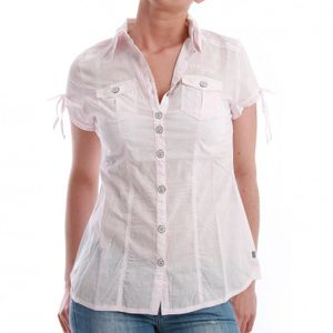 M.O.D Bluse Women - BL020 - Powder Check – Bild 0