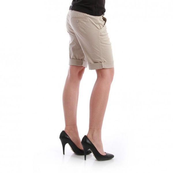 M.O.D Shorts Women - BS006 - Stone – Bild 4