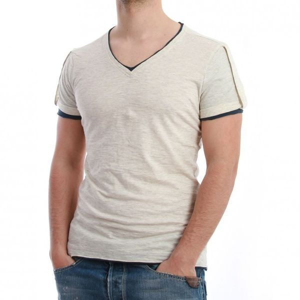 Energie T-Shirt Men - NEMO - White – Bild 1