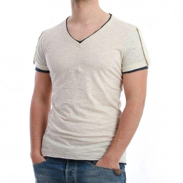 Energie T-Shirt Men - NEMO - White – Bild 1