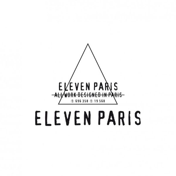 Eleven Paris T-Shirt Men - BOLLOCKS - White – Bild 5